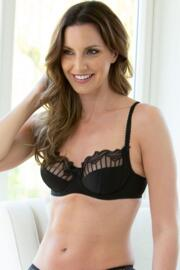 Sienna Full Cup Bra - Black