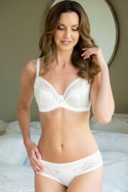Bridgette Brief - White