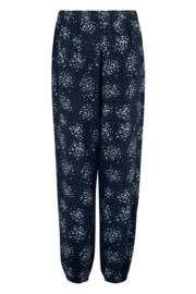 Lazy Days Cuffed Trouser - Constellation