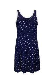 Sofa Love Lace Secret Support Chemise Navy Spot - Navy Spots