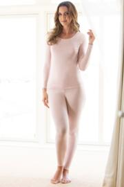 Second Skin Thermal Leggings - Pink