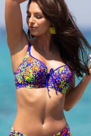 Pour Moi Bohemia Sweetheart Bikini Top 12700 Lightly Padded Underwired Swimwear