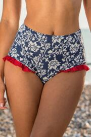 Aloha Control Deep Brief - Blue
