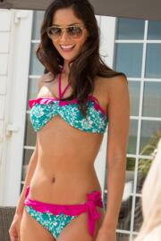 Aloha Tie Side Brief - Spearmint