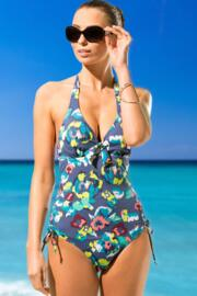 Coral Reef Underwired Swimsuit - Multi