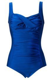 Azure Control Swimsuit - Deep Blue