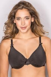 Cherish Underwired Bra - Black