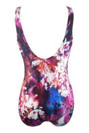 Hot Tropics Control Swimsuit  - Multi