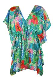 Jungle Fever Kaftan - Multi