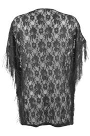 All About The Lace Kaftan - Black
