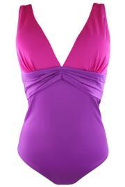 Bahamas Control Suit - Purple/Pink