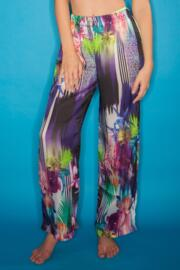 Tiger Lily Trouser - Black Multi