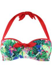 Jungle Fever Padded Balconette U/W Top - Multi