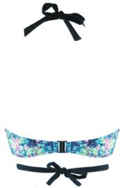 Cosmic Multi Strap Padded Top - Black