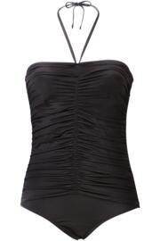 LBS Strapless Swimsuit  - Black