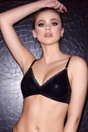 Fierce Soft Bralette - Black