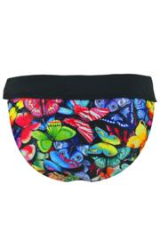Copacabana Fold Tie Brief - Multi
