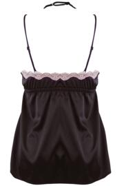 Envy Camisole - Black/Natural