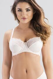 St Tropez Lace Full Cup Bra - Almond