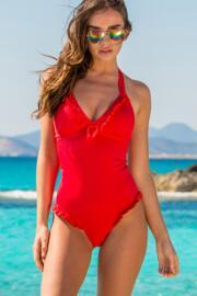Getaway Swimsuit  - Red