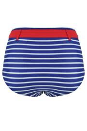 Starboard Control Brief - Navy/Red