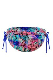 Aruba Fold Over Brief  - Blue Multi